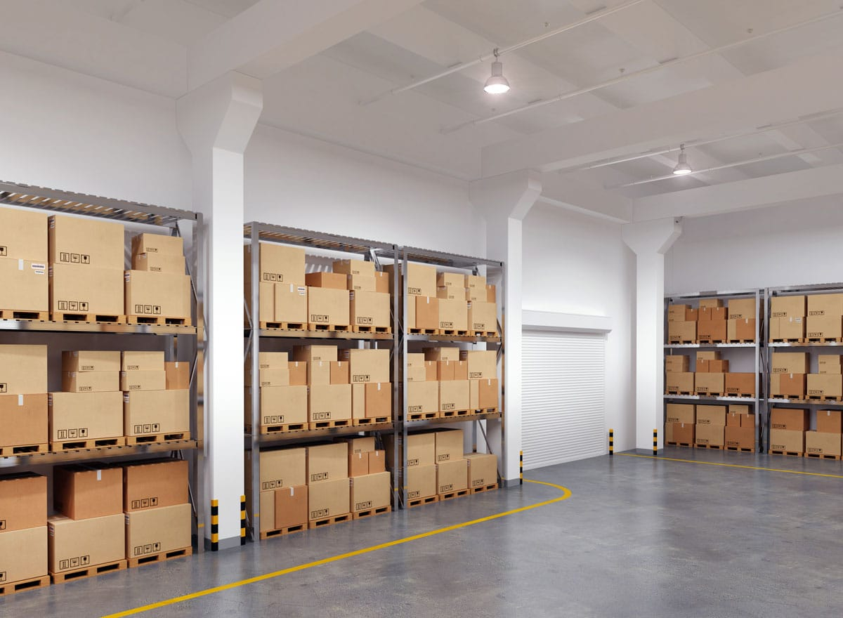 Interior Designs Storing and Receiving Services
