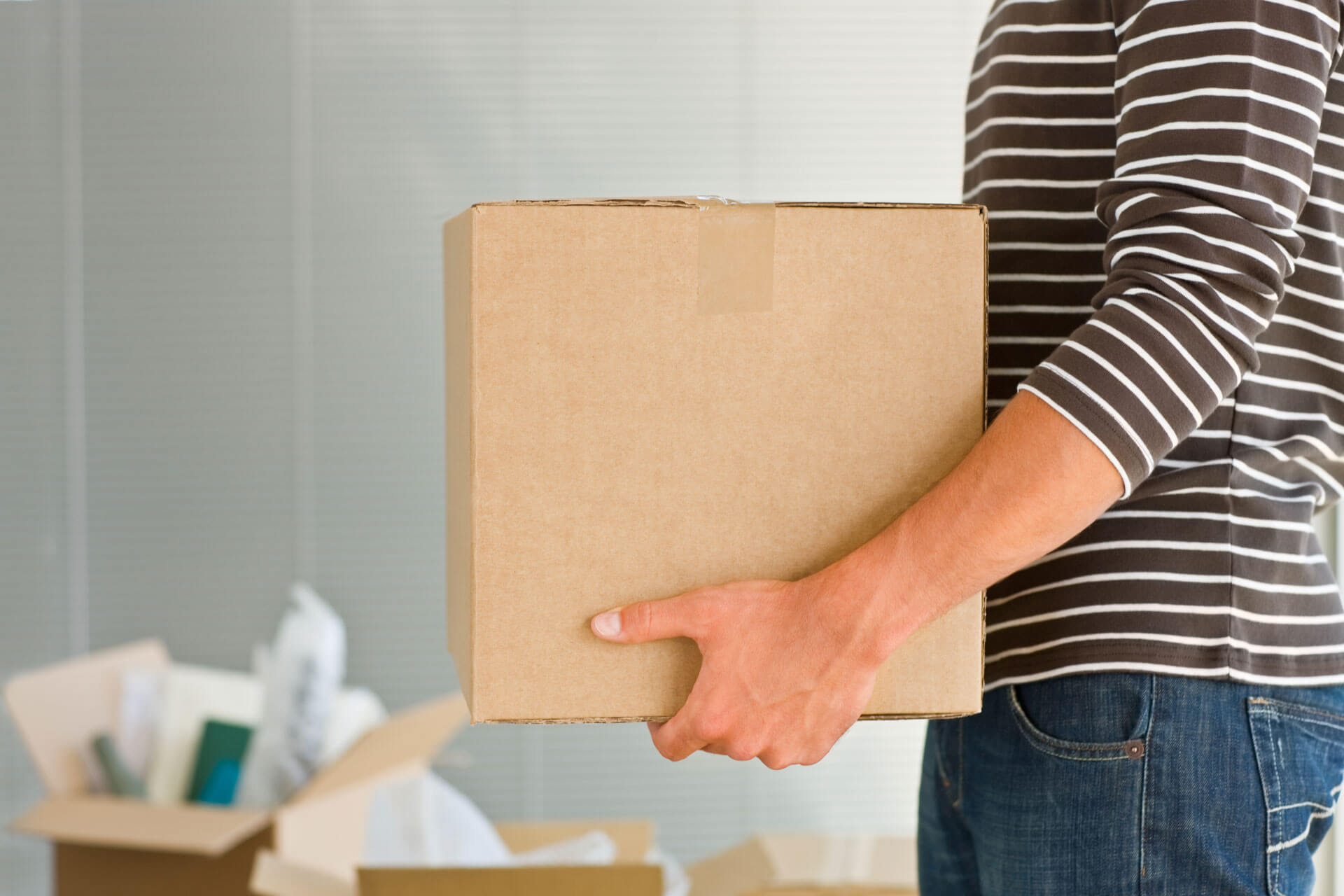 4 Ways to Stay Healthy During a Move